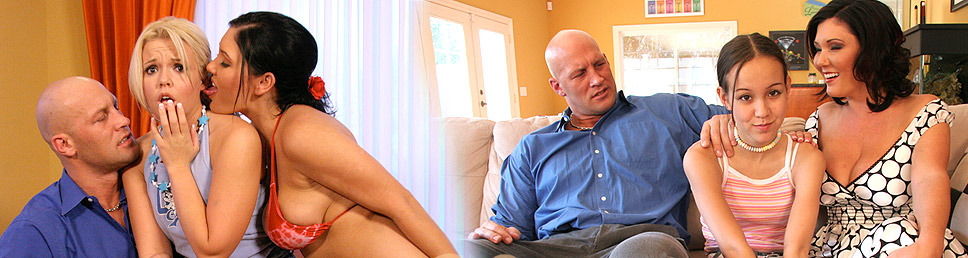 Seducing the Sitter - Babysitters Fucked by Couples Porn Videos